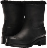 Hunter Lined Shearling Ankle Boot