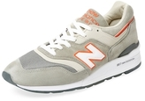 New Balance 997 Suede Low Top Sneaker