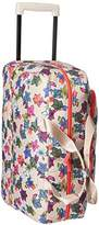 Vera Bradley Women's Wheeled Carry-on