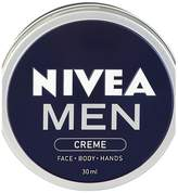 NIVEA MEN Crème, All Purpose Cream for Face, Body & Hands, 30ml