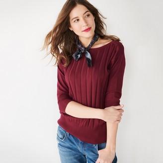 Apt. 9 Women's Banded-Bottom Sweater