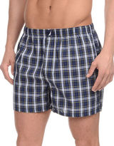 Nautica Plaid Cotton Boxers