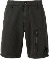 C.P. Company bermuda shorts - men - Cotton/Linen/Flax - M