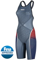 Arena Women's Powerskin Carbon Ultra SL Limited Edition USA Open Back Tech Suit Swimsuit 8149522