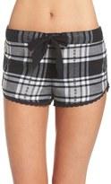 Make + Model Flannel Shorts
