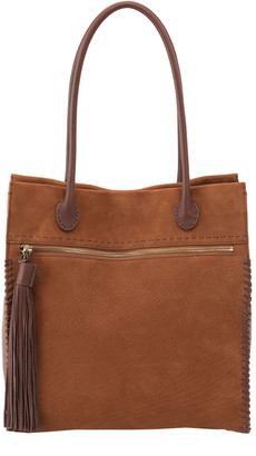 Hobo Lure Leather Tote