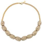 Swarovski Moselle Necklace, Gold Plating