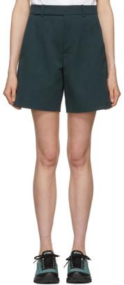 Namacheko Green Hesene Shorts