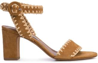 Tabitha Simmons Leticia whipstitched sandals