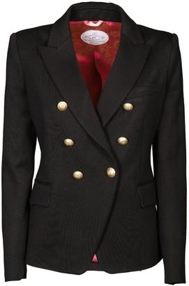 The Extreme Collection Black Blazer Allegria