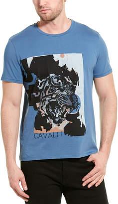 Roberto Cavalli Just Cavalli Graphic T-Shirt
