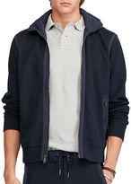 Polo Ralph Lauren Cotton-Blend Hooded Jacket