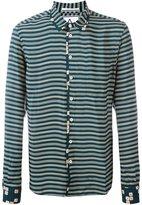 Andrea Pompilio striped shirt