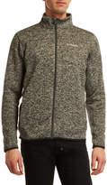 Columbia Grey Zip Fleece