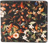 DSQUARED2 floral print wallet
