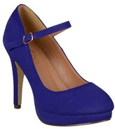 Journee Collection Women's Platform Mary Jane Pumps