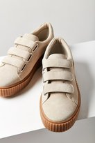 Urban Outfitters Hollie Three-Strap Creeper Sneaker