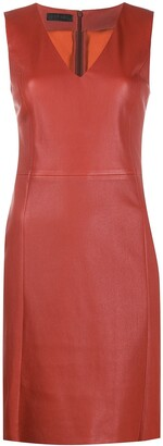 Drome Sleeveless Shift Dress