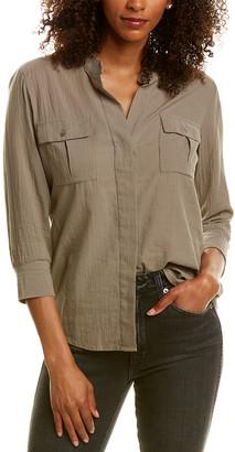 James Perse Safari Shirt