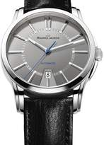 Maurice Lacroix Men's PT6148-SS001-230 Stainless Steel Antireflective Sapphire Wrist Watches