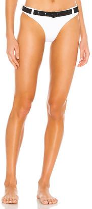 Solid & Striped Rachel Belt Bikini Bottom