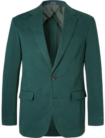huge selection of 59fd5 7a870 Slim Fit Blazer Green Men - ShopStyle