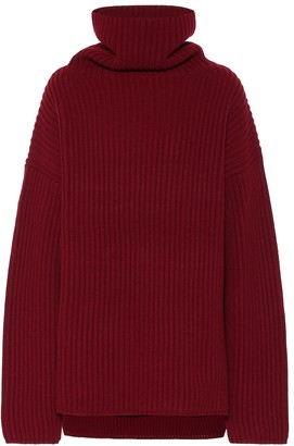Joseph Ribbed-knit wool turtleneck sweater