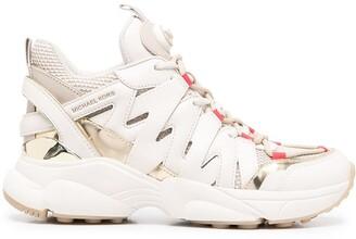 MICHAEL Michael Kors Hero lace-up sneakers