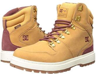 DC Peary TR (Wheat) Men's Lace-up Boots