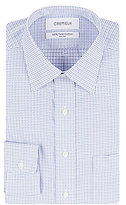 Daniel Cremieux Non-Iron Fitted Classic-Fit Spread Collar Check Dress Shirt
