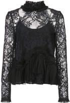Alexis Karenza lace blouse