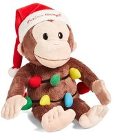 Gund Curious George Holiday Stuffed Animal