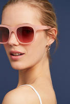 Anthropologie Charlotte Wayfarer Sunglasses