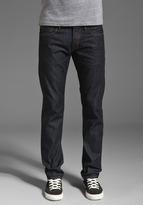 True Religion Geno Blue Collar Slim Leg