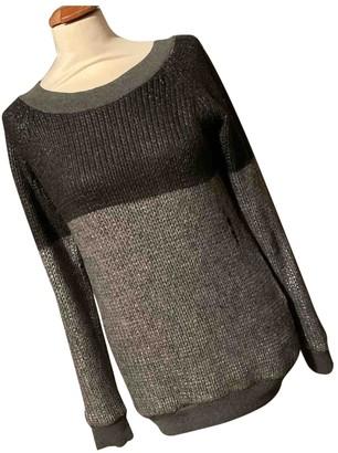 Gaelle Bonheur Silver Wool Knitwear for Women