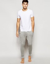 Jack & Jones Cuffed Joggers In Slim Fit