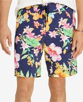 Polo Ralph Lauren Men's Floral-Print Swim Trunks