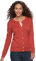 Croft & Barrow Women's Essential Cardigan