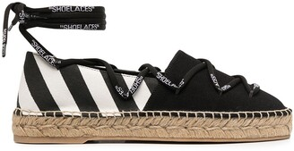 Off-White Off White Flat shoes