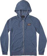 RVCA Men's Mechanics Zip Sweatshirt