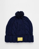 Original Penguin Bobble Hat - Black