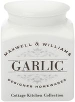 Maxwell & Williams Cottage Kitchen Garlic Canister, 500ml