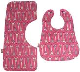 SIBORORI Bib & Burp Cloth