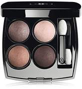 Chanel LES 4 OMBRES Multi-Effect Quadra Eyeshadow - Eyeshadow redefined (226 Tiss Rivoli) by Illuminations