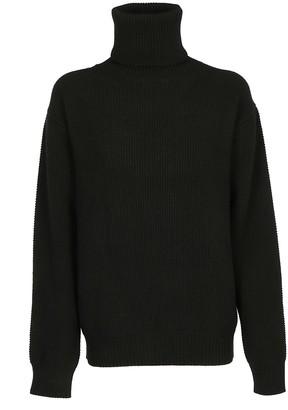 Dolce & Gabbana Turtleneck Knitted Sweater