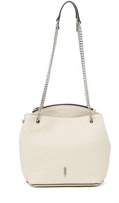 THACKER Quinn Leather Shoulder Crossbody Bag