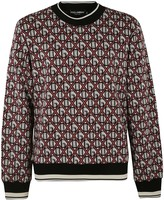 Dolce & Gabbana All-over Printed Sweatshirt