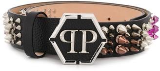 Philipp Plein Studded Belt