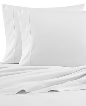 Nautica Solid Cotton Percale Full Sheet Set Bedding