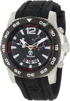 Timberland Men's Hydroclimb 13319JSTB/02 Plastic Quartz Watch with Dial
